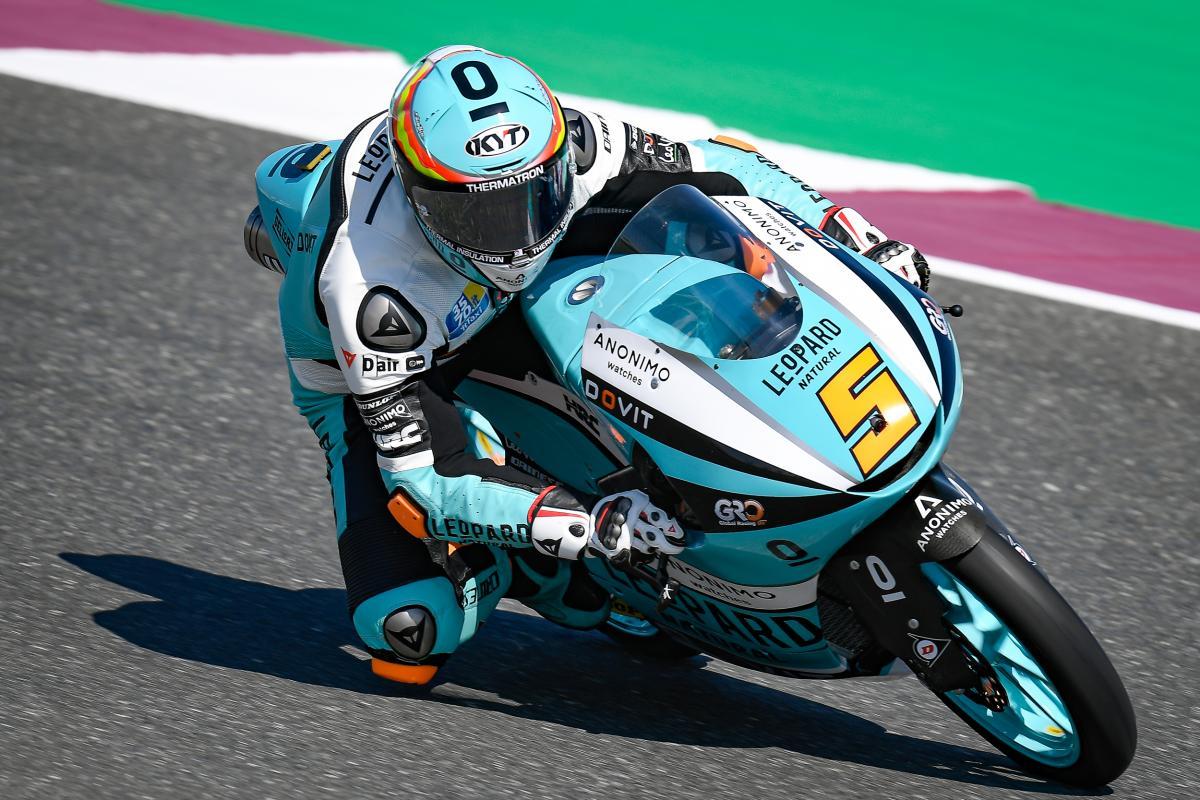 Masià y Martín rompen el récord de velocidad punta de Qatar | MotoGP™