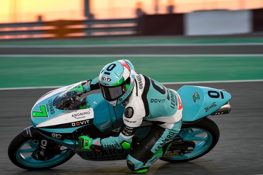 Dennis Foggia, Leopard Racing, QNB Grand Prix of Qatar