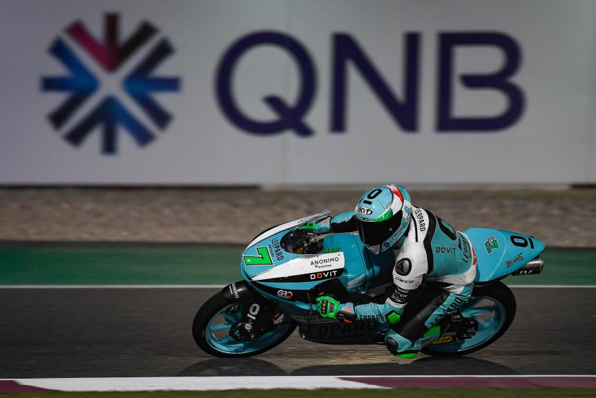 Dennis Foggia, Leopard Racing, QNB Grand Prix of Qatar