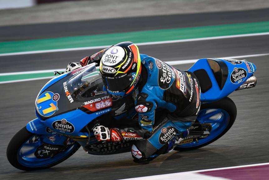 Sergio Garcia, Estrella Galicia 0,0, QNB Grand Prix of Qatar