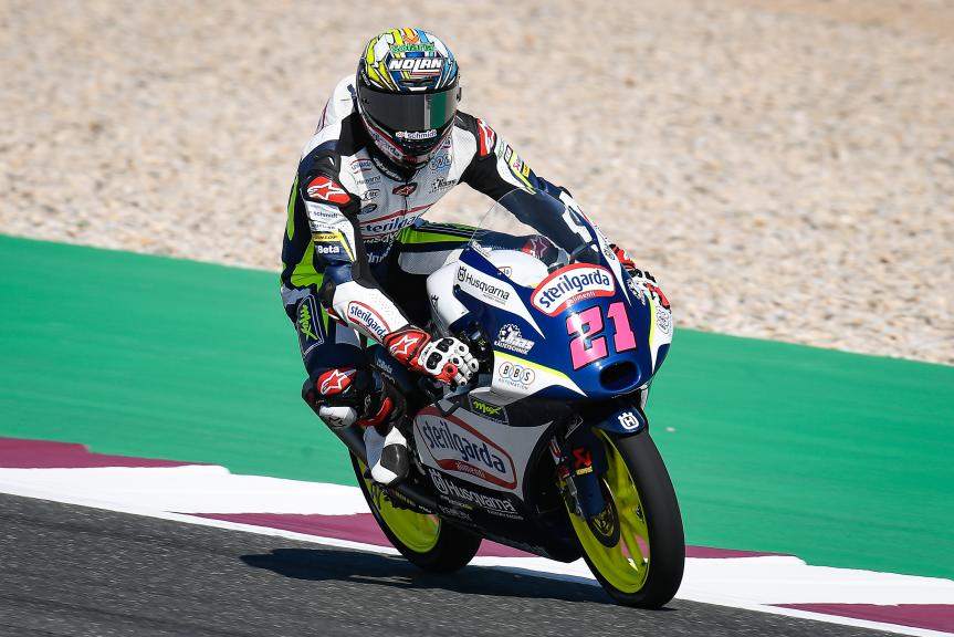 Alonso Lopez, Sterilgarda Max Racing Team, QNB Grand Prix of Qatar