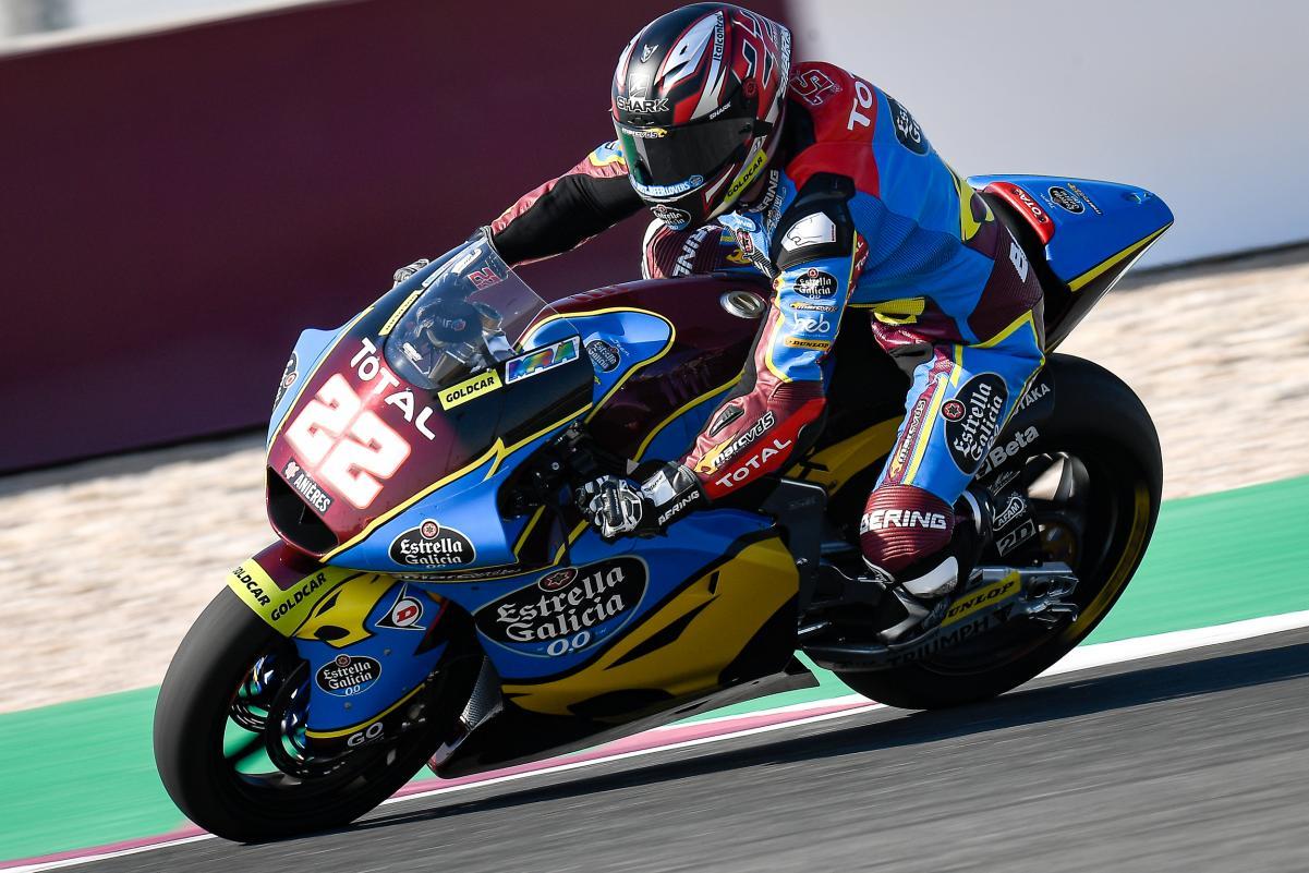 Sam Lowes, EG 0,0 Marc VDS | MotoGP™