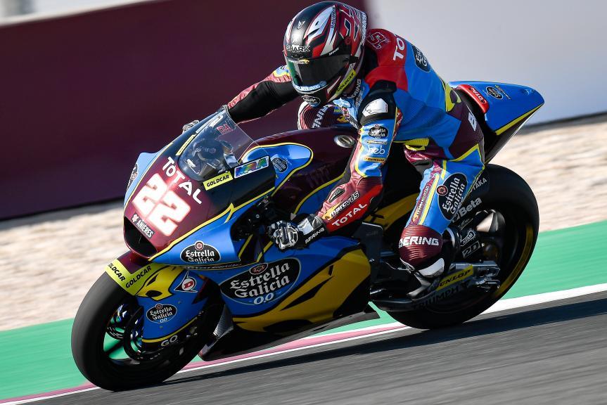 Sam Lowes, EG 0,0 Marc VDS, QNB Grand Prix of Qatar