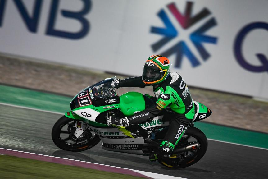 Darryn Binder, CIP Green Power, QNB Grand Prix of Qatar