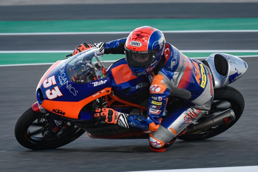 Deniz Oncu, Red Bull KTM Tech 3, QNB Grand Prix of Qatar