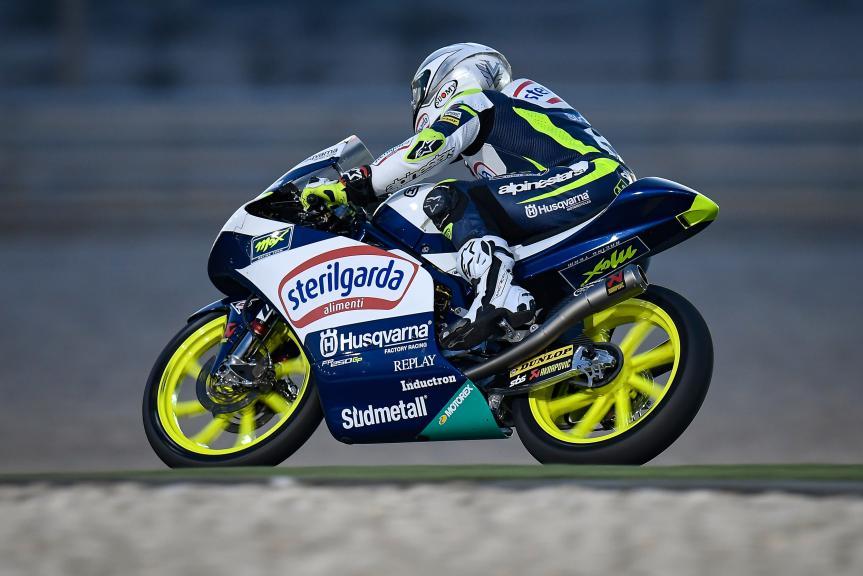 Romano Fenati, Sterilgarda Max Racing Team, QNB Grand Prix of Qatar