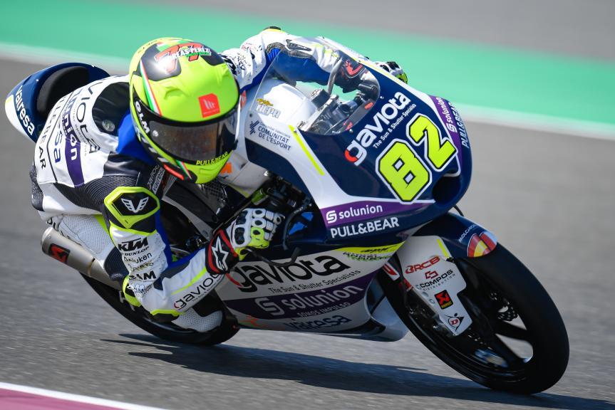 Stefano Nepa, Aspar Team, QNB Grand Prix of Qatar
