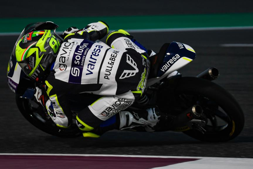 Stefano Nepa, Aspar Team, QNB Grand Prix of Qatar