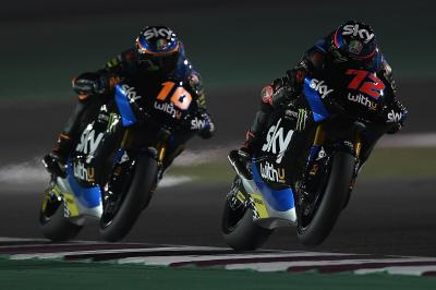 """SKY Racing Team VR46 """"in good shape"""" for Round 1"""