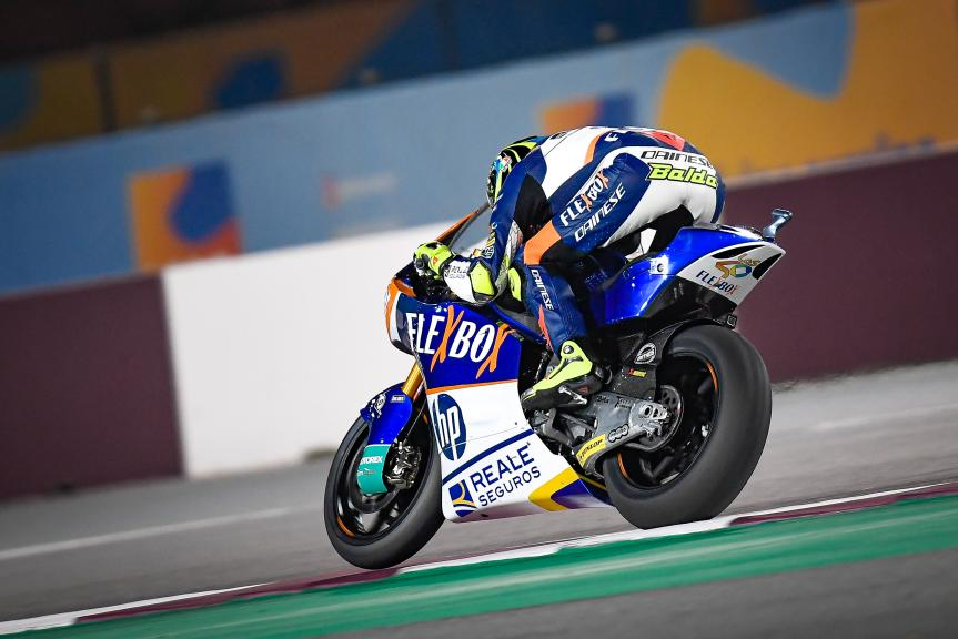 Lorenzo Baldassarri, Flexbox HP 40, QNB Grand Prix of Qatar