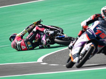 Moto3, Free Practice, QNB Grand Prix of Qatar