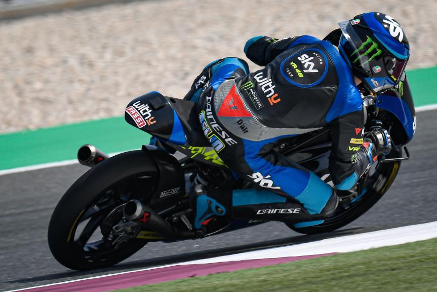 Celestino Vietti, SKY Racing Team Vr46, QNB Grand Prix of Qatar