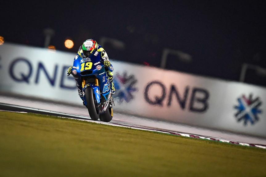 Lorenzo Dalla Porta, Italtrans Racing Team, QNB Grand Prix of Qatar