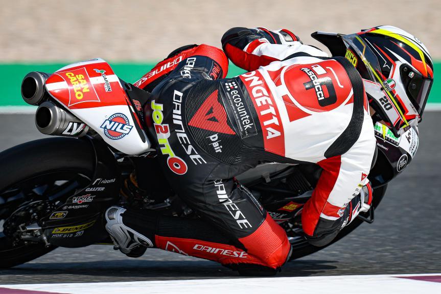 Jose Julian Garcia, SIC58 Squadra Corse,  QNB Grand Prix of Qatar