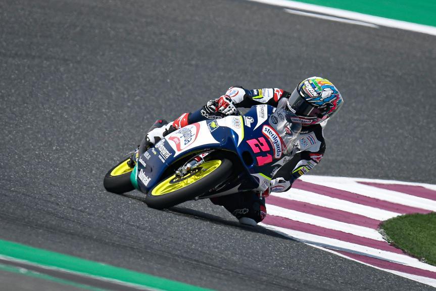 Alonso Lopez, Sterilgarda Max Racing Team, QNB Grand Prix of Qatar