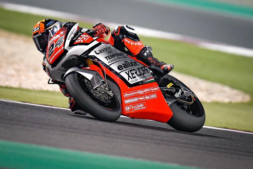 Simone Corsi, Mv Agusta Temporary Forward, QNB Grand Prix of Qatar