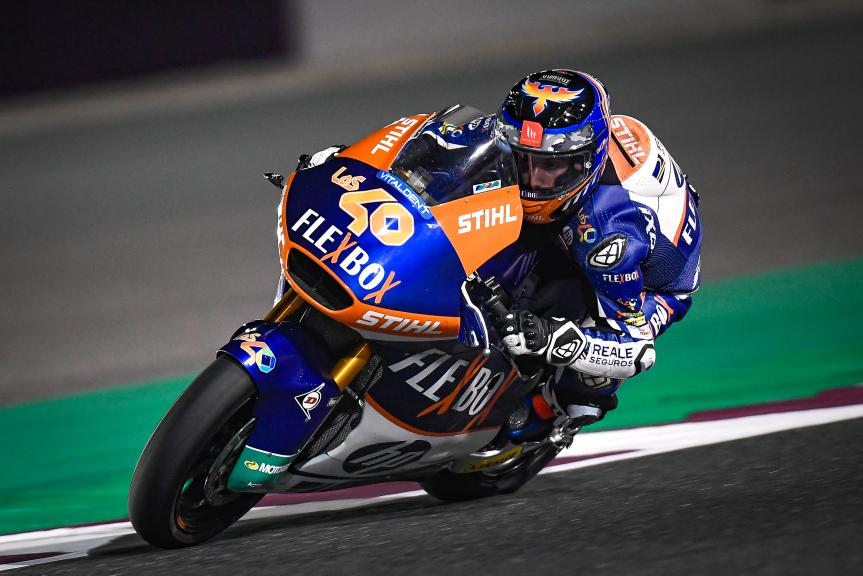 Hector Garzo, Flexbox HP 40, QNB Grand Prix of Qatar