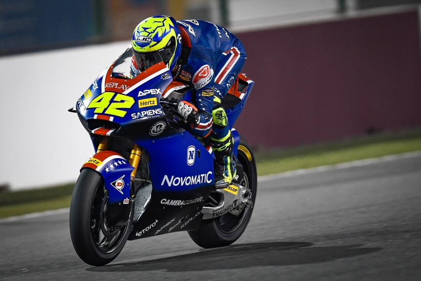 Marcos Ramirez, American Racing, QNB Grand Prix of Qatar
