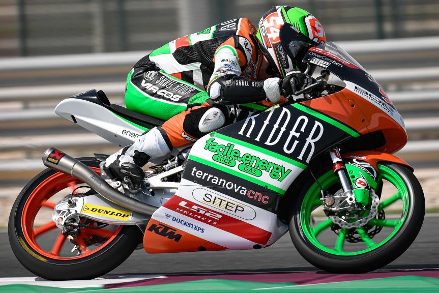 Riccardo Rossi, BOE Skull Rider Facile.Energy, QNB Grand Prix of Qatar