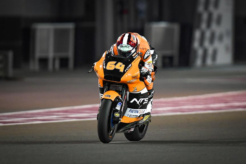 Bo Bendsneyder, NTS RW Racing GP, QNB Grand Prix of Qatar