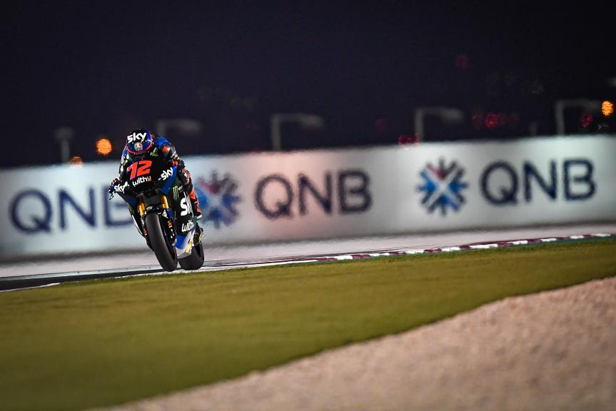 Marco Bezzecchi, SKY Racing Team Vr46, QNB Grand Prix of Qatar