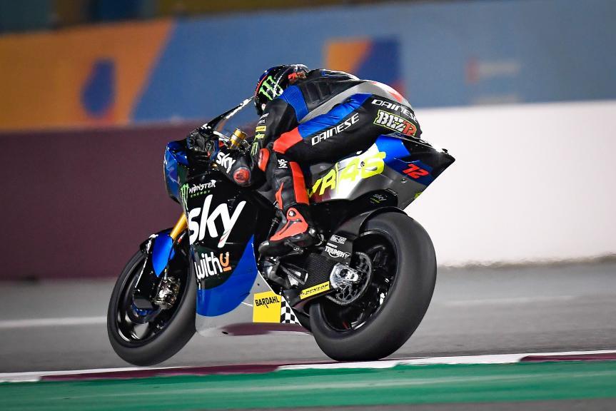 Marco Bezzecchi, SKY Racing Team Vr46, QNB Grand Prix of Qatar