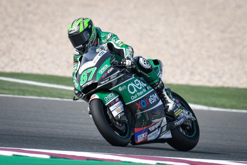 Remy Gardner, Onexox TKKR Sag Team, QNB Grand Prix of Qatar