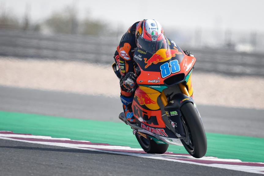 Jorge Martin, Red Bull KTM AJO, QNB Grand Prix of Qatar
