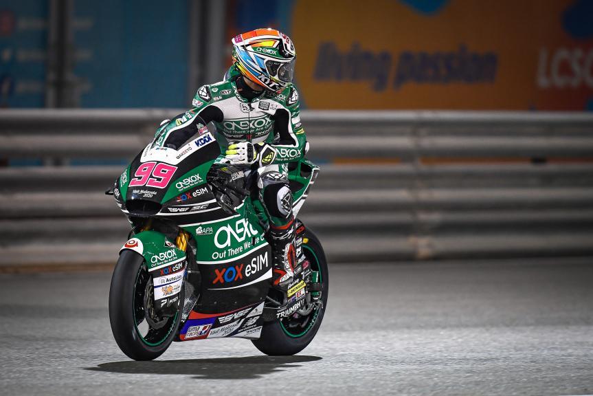 Kama Daniel Bin Kasmayudin, Onexox TKKR Sag Team, QNB Grand Prix of Qatar