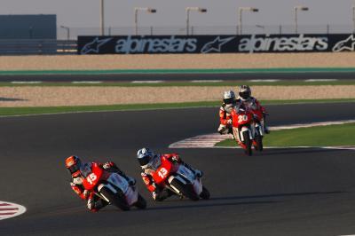 Azman e il suo colpo di genio in Qatar