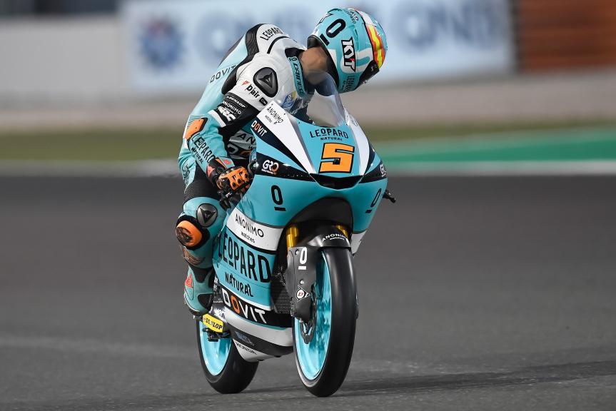 Jaume Masia, Leopard Racing, QNB Grand Prix of Qatar