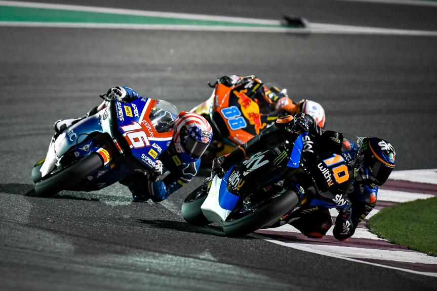 Luca Marini, SKY Racing Team Vr46, QNB Grand Prix of Qatar