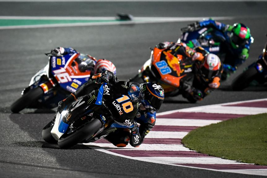Luca Marini, SKY Racing Team Vr46, QNB Grand Prix of Qatar