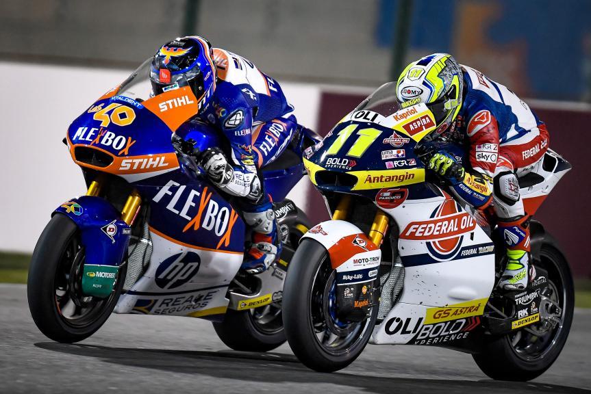Nicolo Bulega, Hector Garzo, QNB Grand Prix of Qatar