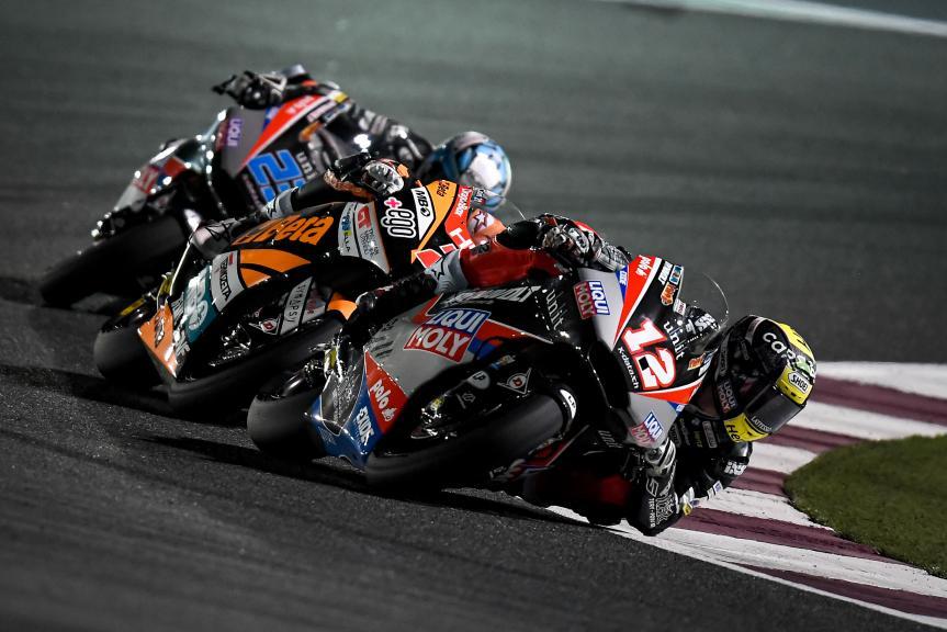 Thomas Luthi, Liqui Moly Intact GP, QNB Grand Prix of Qatar