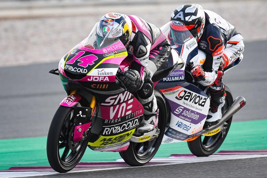 Tony Arbolino, Albert Arenas, QNB Grand Prix of Qatar