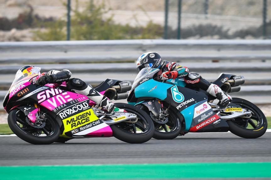 Tony Arbolino, McPhee, QNB Grand Prix of Qatar