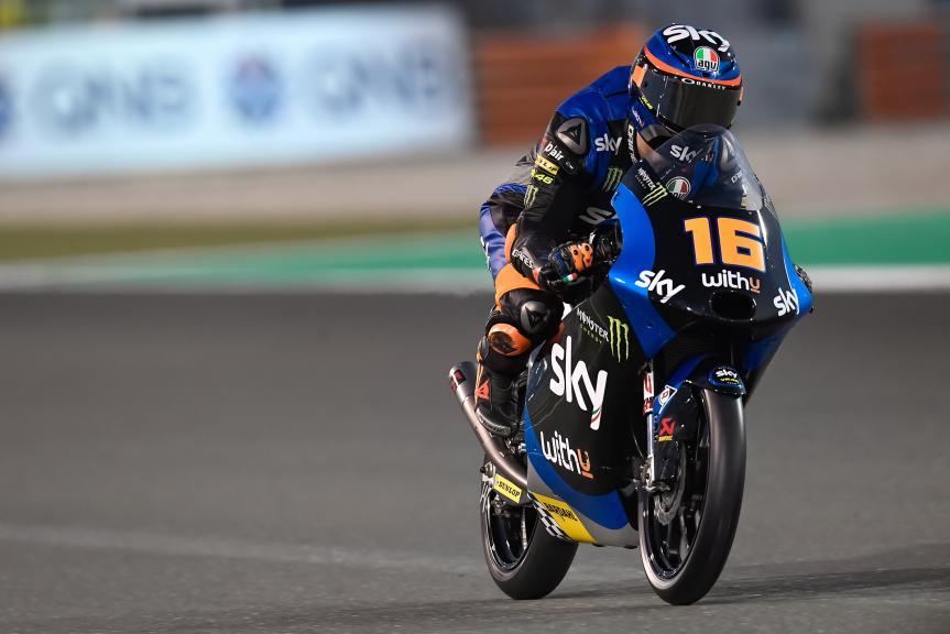 Andrea Migno, SKY Racing Team Vr46, QNB Grand Prix of Qatar