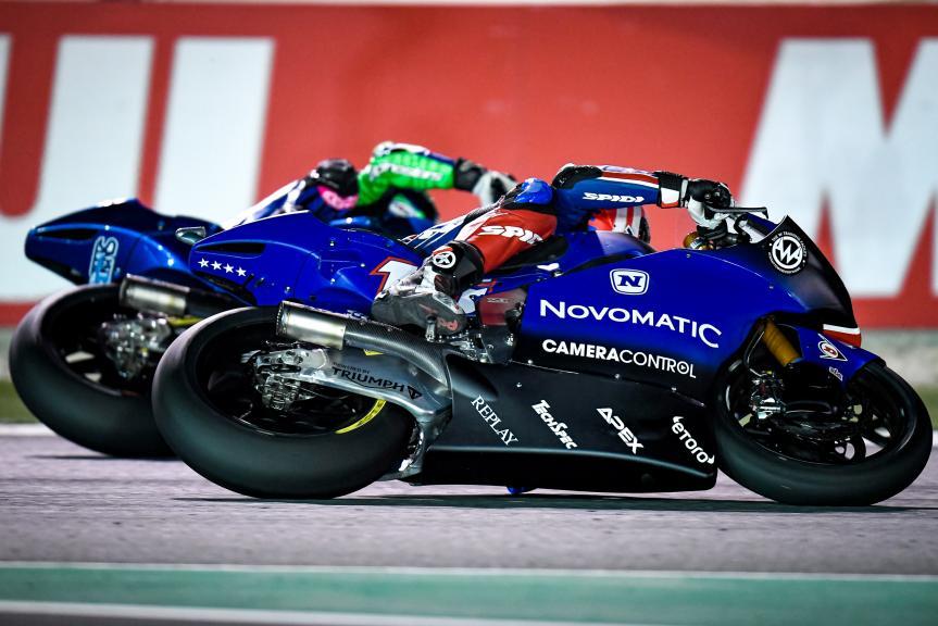 Joe Roberts, Enea Bastianini, QNB Grand Prix of Qatar