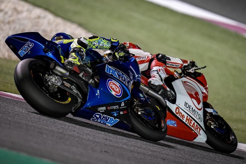 Lorenzo Dalla Porta, Andi Farid Izdihar, QNB Grand Prix of Qatar