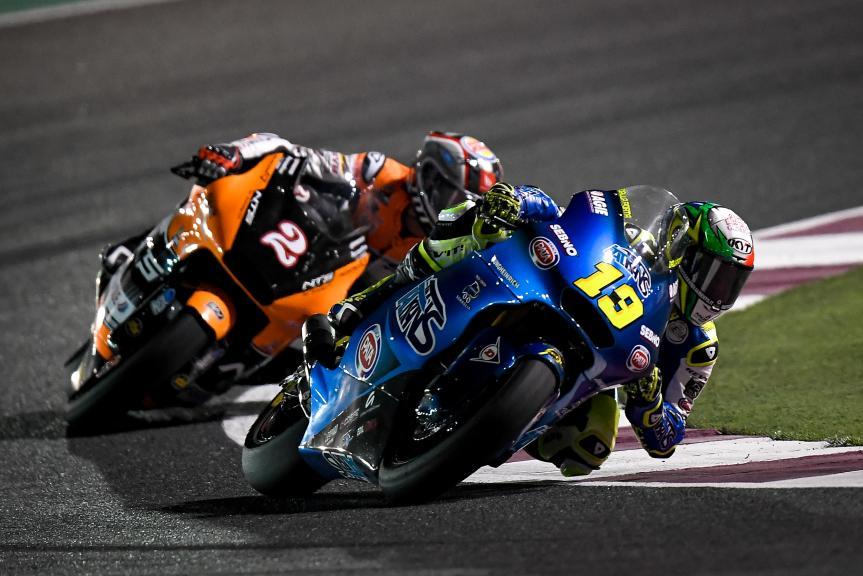 Lorenzo Dalla Porta, Jesko Raffin, QNB Grand Prix of Qatar