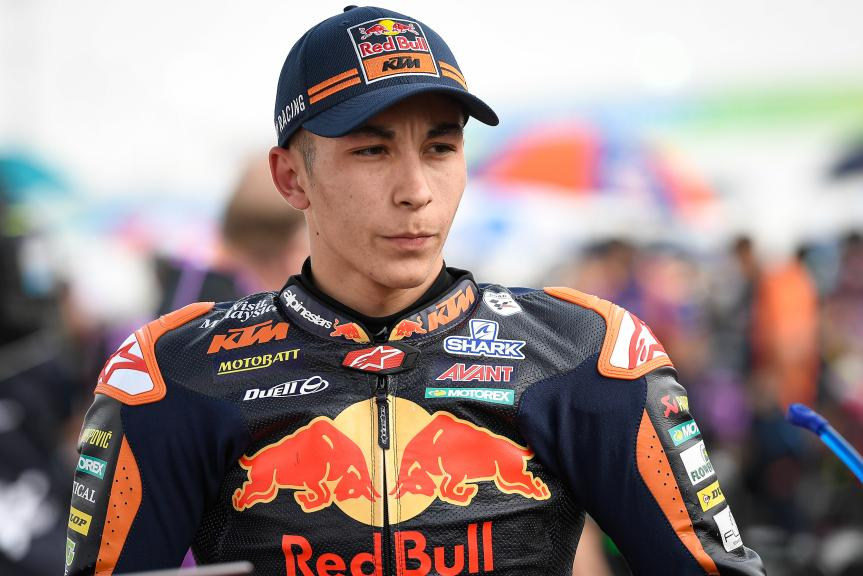 Raul Fernandez, Red Bull KTM Ajo, QNB Grand Prix of Qatar