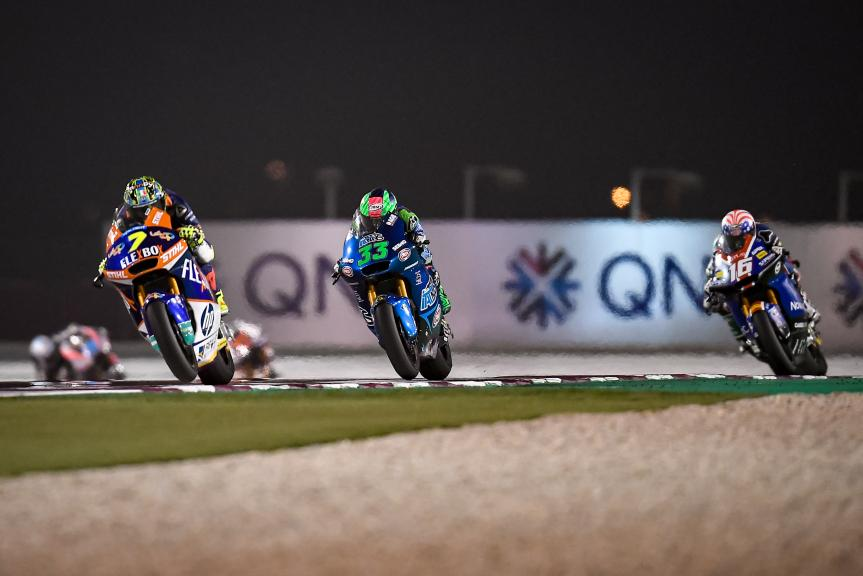 Enea Bastianini, Italtrans Racing Team, QNB Grand Prix of Qatar