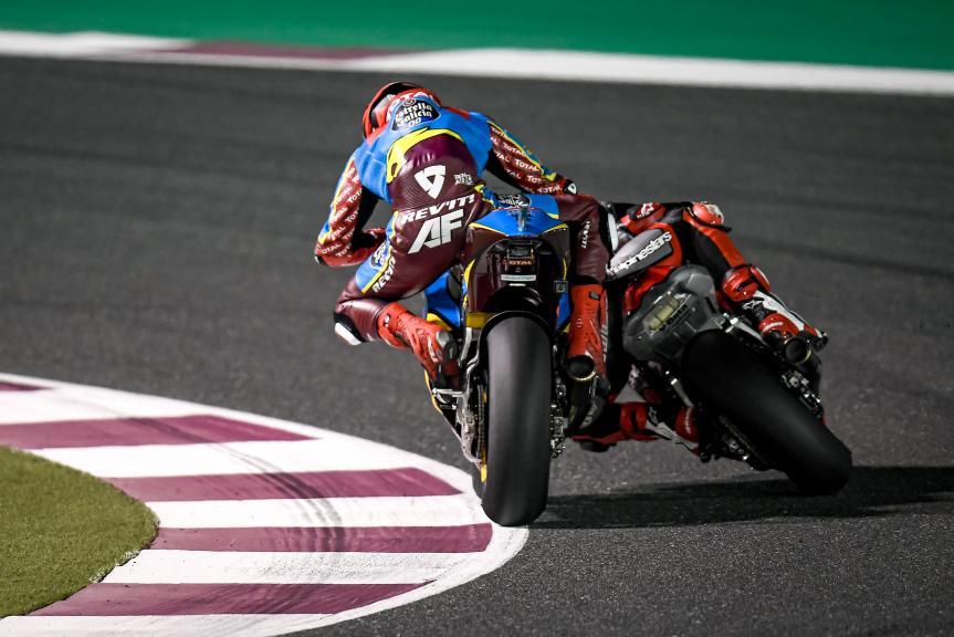 Augusto Fernandez, EG 0,0 Marc VDS, QNB Grand Prix of Qatar