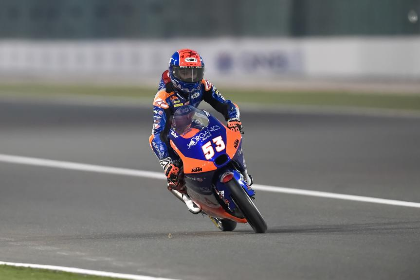 Deniz Oncu, Red Bull KTM Tech 3, QNB Grand Prix of Qatar