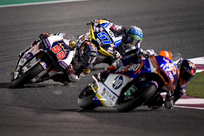 Hafizh Syahrin, Aspar Team, QNB Grand Prix of Qatar