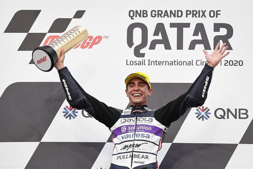 Albert Arenas, Aspar Team, QNB Grand Prix of Qatar