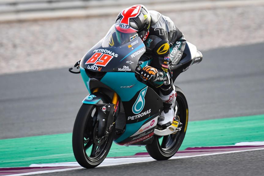 Khairul Idham Pawi, Petronas Sprinta Racing, QNB Grand Prix of Qatar