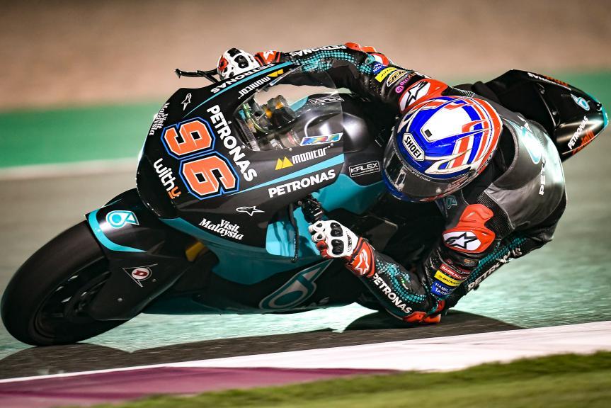Jake Dixon, Petronas Sprinta Racing, QNB Grand Prix of Qatar
