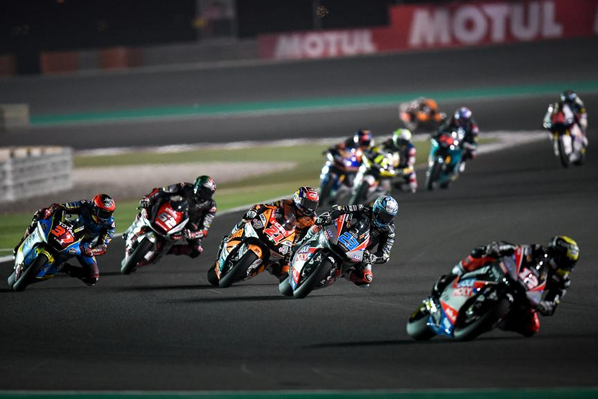Moto2, Race, QNB Grand Prix of Qatar